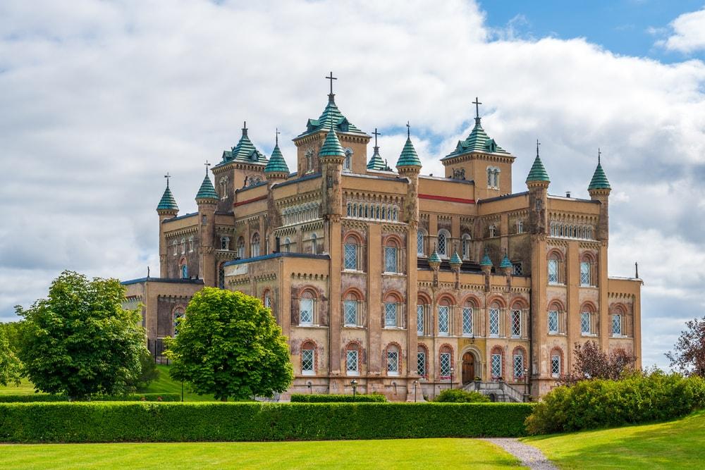 Stora Sundby slott i Sverige