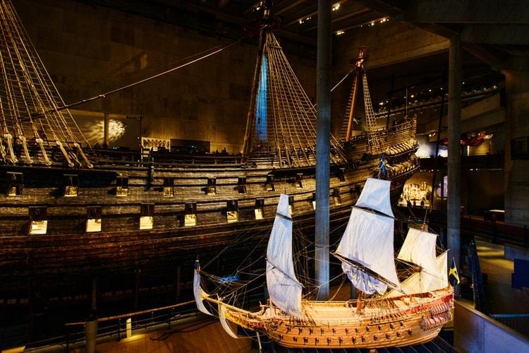 Vasa Museum exhibitions