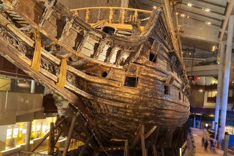 The Vasa Ship