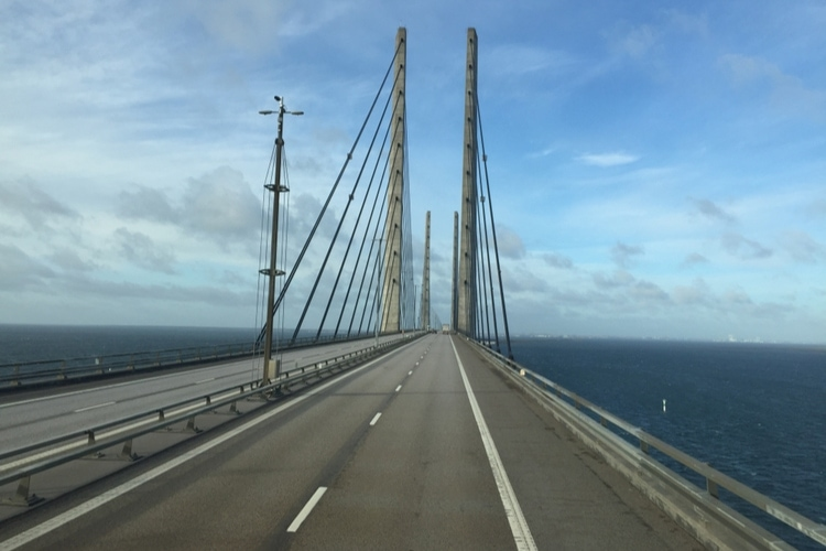 Öresundsbron trafik