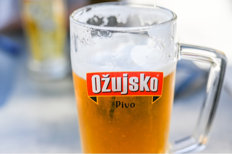 Beer in Croatia
