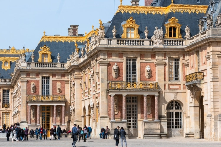 Best time to visit Versailles