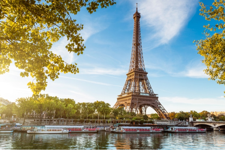 Eiffel Tower in Paris – Tickets and Info