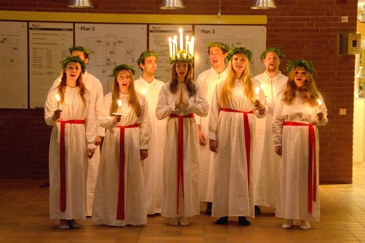 Lucia och varför vi firar högtiden i Sverige