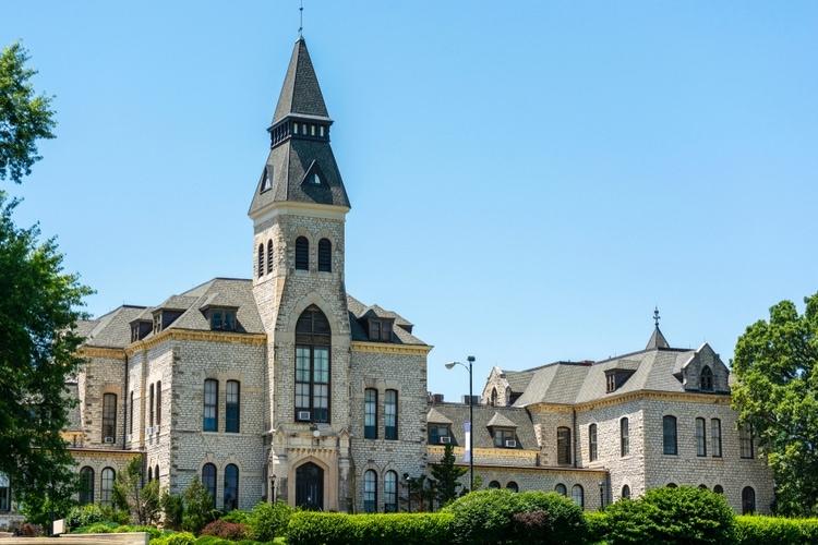 Manhattan university in Kansas