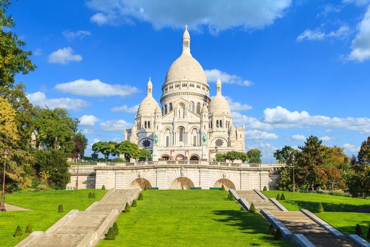 Most popular landmarks in Europe