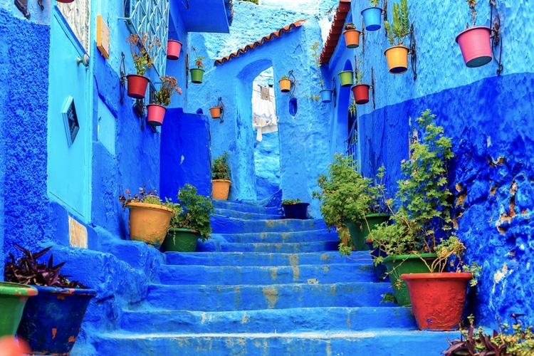 Platser att besöka i Marocko för förstagångsbesökare