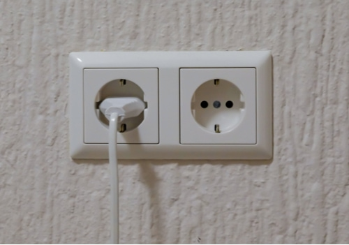 Power plug in Croatia