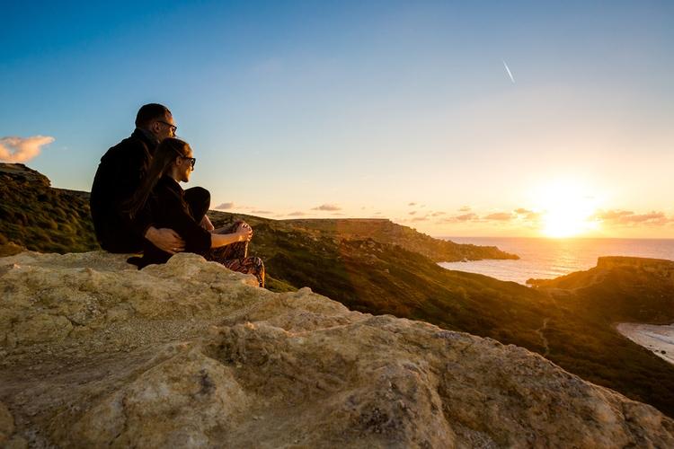 Romantic Places to visit in Malta