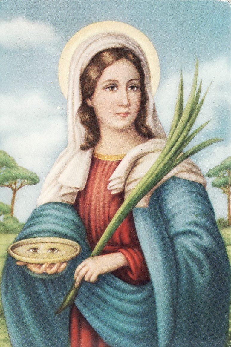Sankta Lucia av Syrakusa