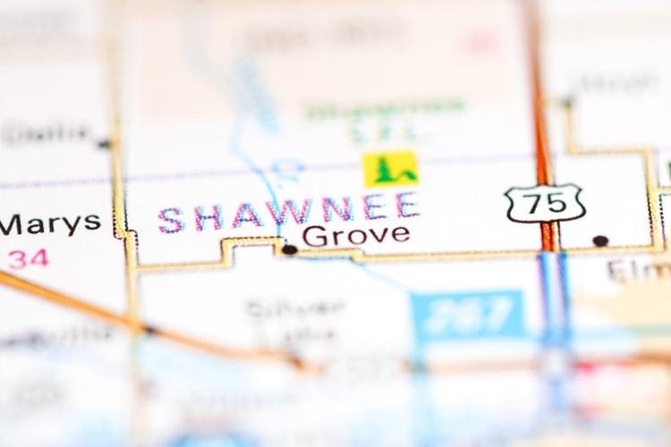 Shawnee city