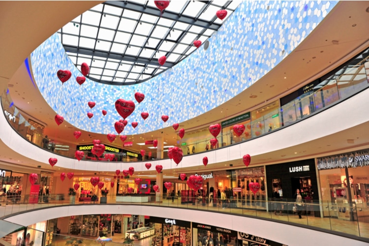 Shopping Malls in Croatia