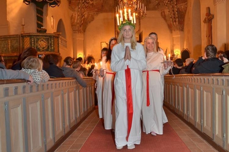 Varför firar vi Lucia i Sverige