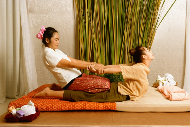Where to get Thai massage