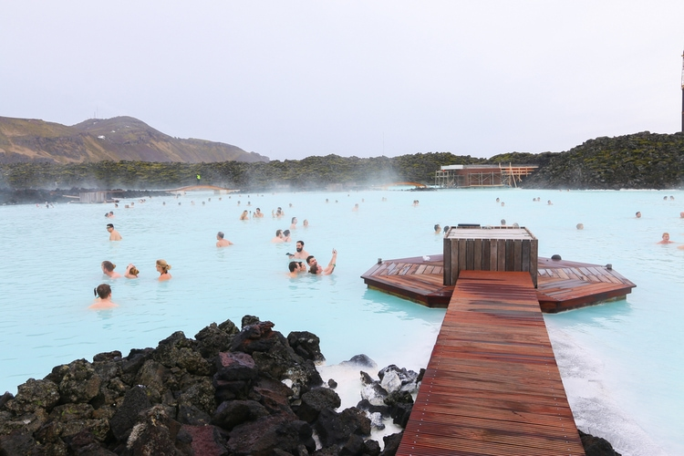 Best time to visit the Blue Lagoon