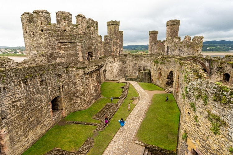 Conwy Castle facts
