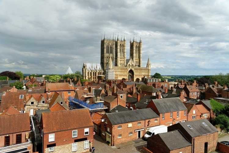 How to get to Lincoln Cathedral