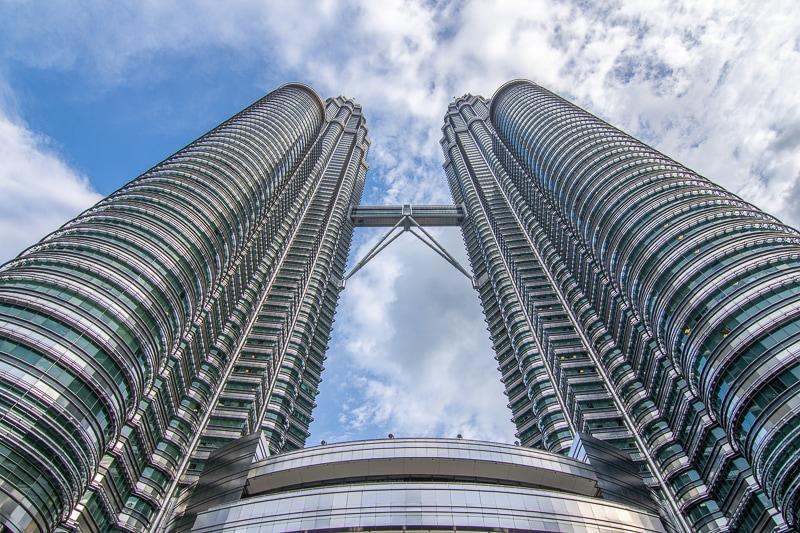 Arquitectura de las Torres Gemelas Petronas
