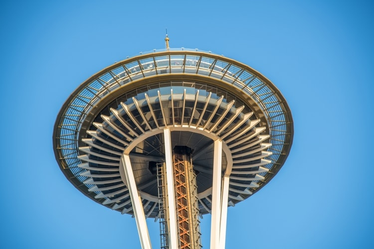Seattle Observation tower
