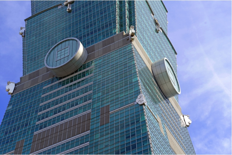 Taipei 101 architecture