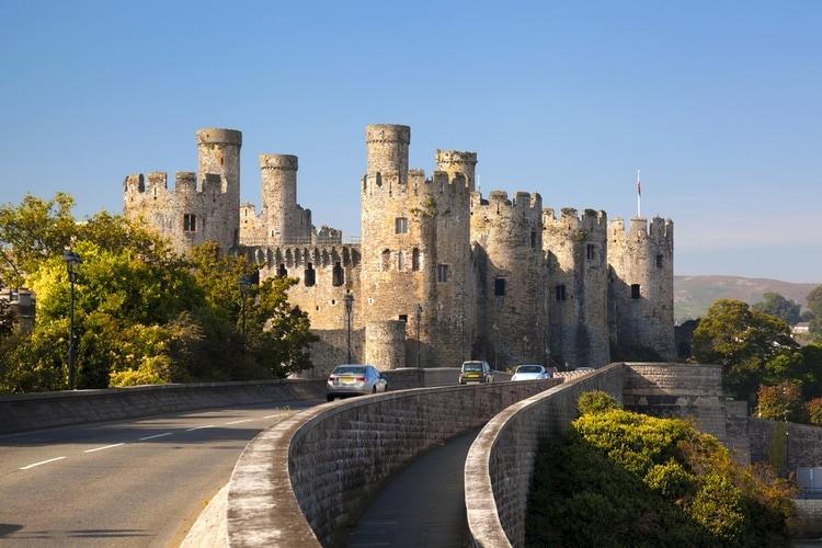 Visit Conwy Castle