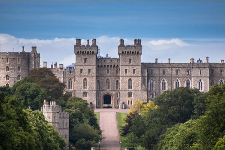 Windsor royal castle