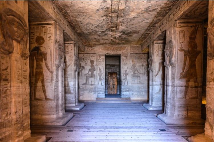 Abu Simbel Templo