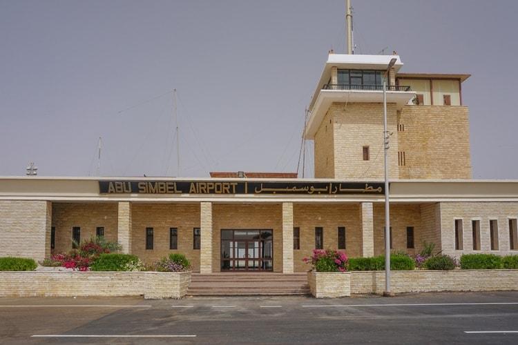 Abu Simbel aeropuerto