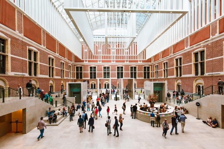 Atrium de Rijksmuseum