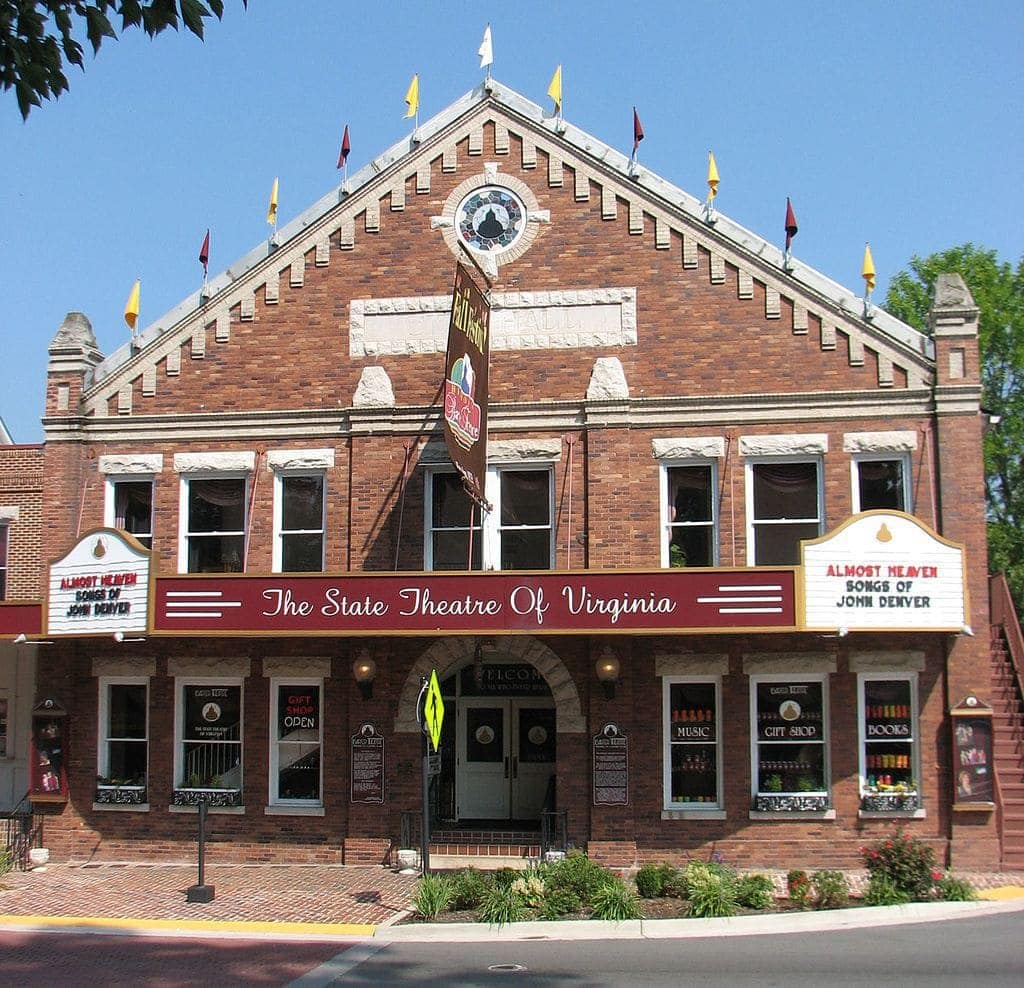 Barter Theatre in Virginia