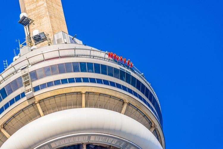 CN Tower Edge Walk