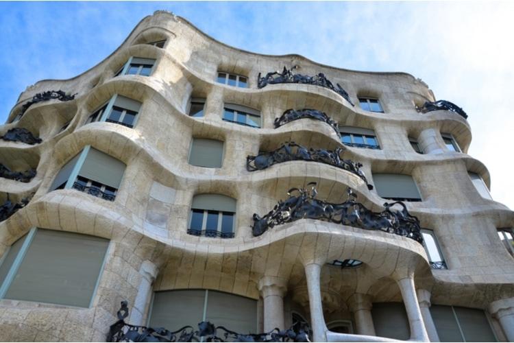 Casa Mila architecture