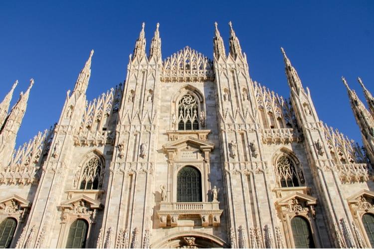 Facade Duomo di Milano