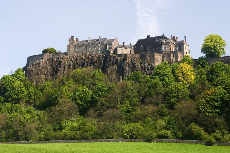 Facts about Stirling Castle