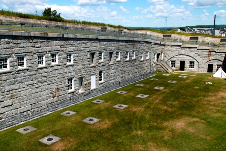 Fort Knox State Historic Site