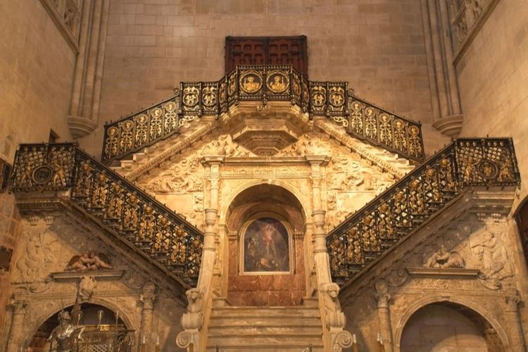 Den gyllene trappan