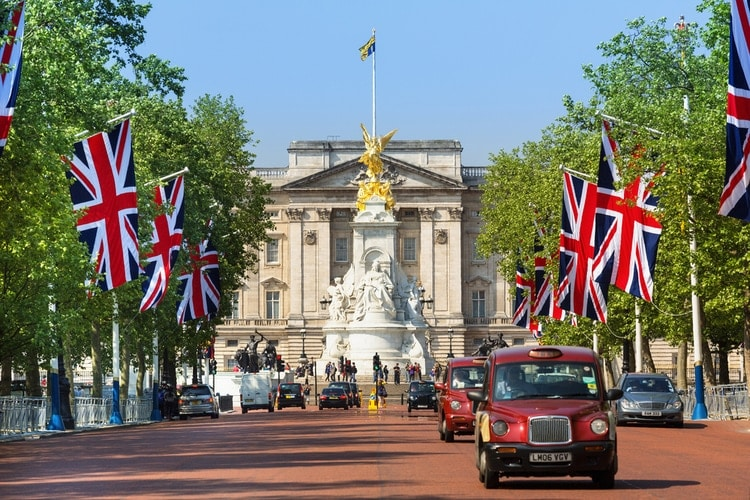 How to get to Buckingham palace