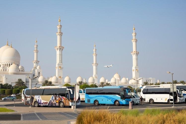 Cómo llegar a la mezquita Sheikh Zayed