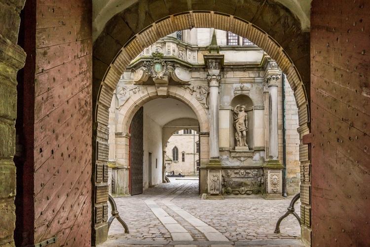 Kronborg Castle architecture