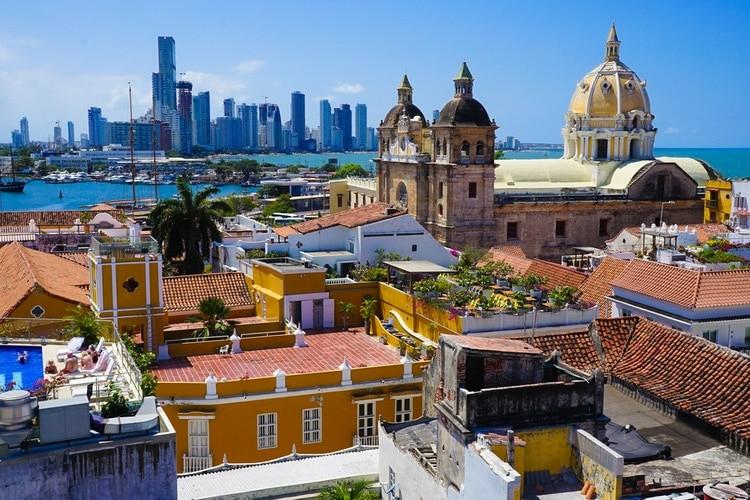 Colombias största städer