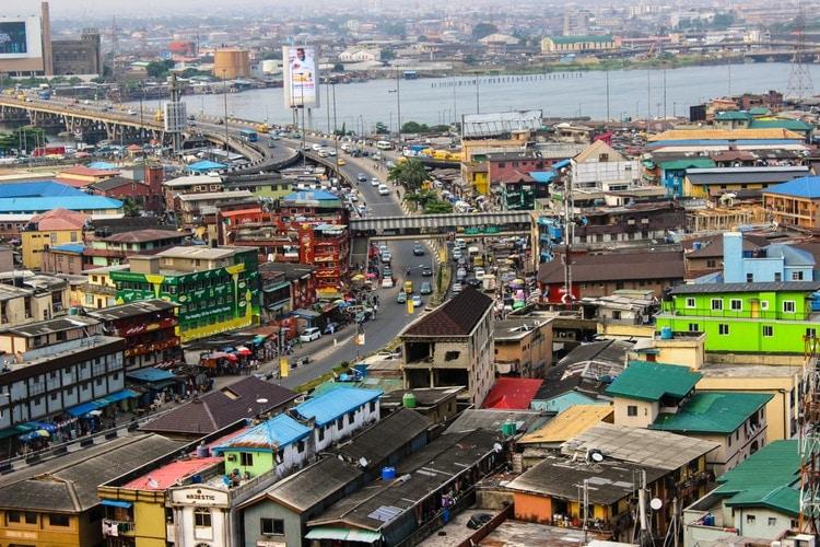 Nigerias största städer
