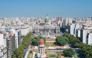Argentinas största städer