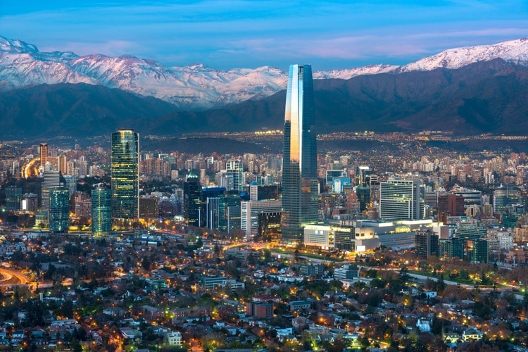 Largest cities in Chile
