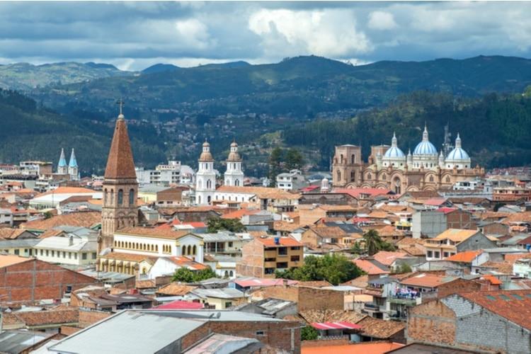 Largest cities in Ecuador