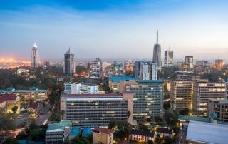 Kenyas största städer