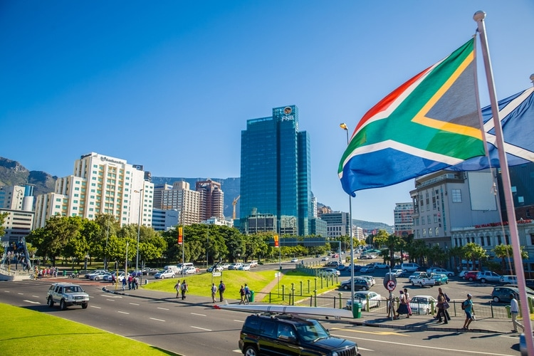 Largest cities in South Africa