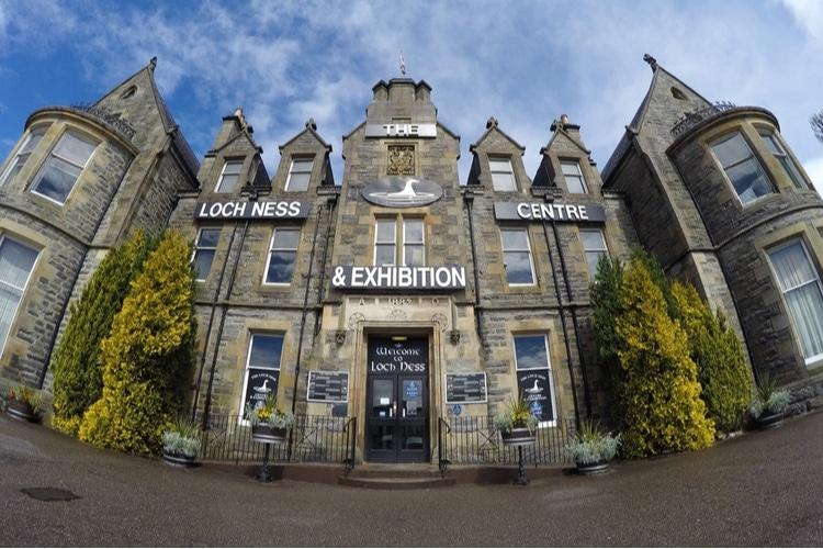 Loch Ness Center Exhibition