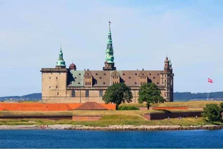 Medieval Kronborg Castle