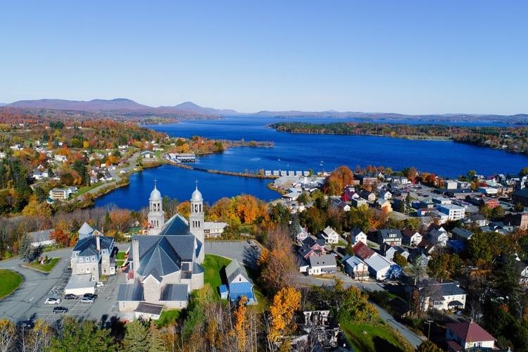Newport in Vermont
