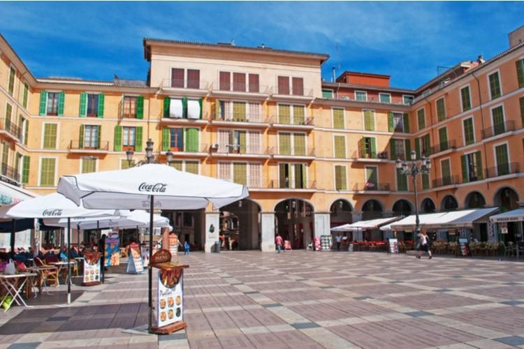 Plaza Mayor i Palma